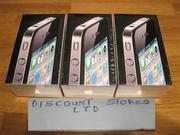100% AUTHENTIC APPLE IPHONE 4 32GB AT WHOLESALE PRICE